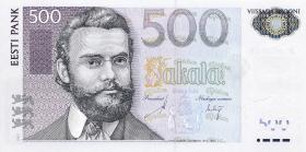 Estland / Estonia P.89 500 Kronen 2007 (1)