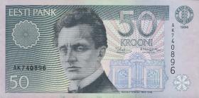 Estland / Estonia P.78a 50 Kronen 1994 (1)