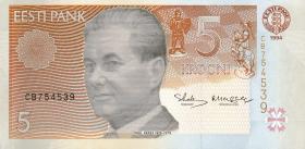 Estland / Estonia P.76a 5 Kronen 1994 (1)