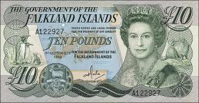 Falkland Inseln P.14 10 Pounds 1986 (1)