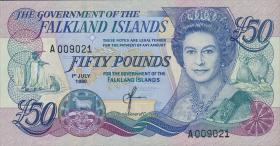 Falkland Inseln P.16 50 Pounds 1990 (1)