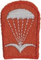 Fallschirmspringer-Barett-Abzeichen
