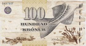 Färöer Inseln / Faeroe Is. P.25 100 Kronen 2002 (1)