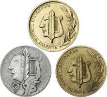 FDJ Bewegung Junger Talente Gold-Silber-Bronze