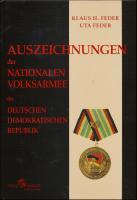 Feder: Auszeichnungen der NVA der DDR