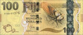 Fiji Inseln / Fiji Islands P.119 100 Dollars (2012) (1)