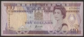 Fiji Inseln / Fiji Islands P.094 10 Dollars (1992) (3)