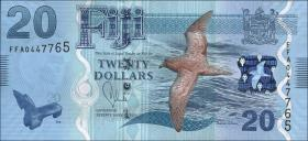 Fiji Inseln / Fiji Islands P.117 20 Dollars (2012) (1)