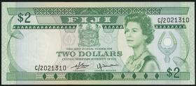 Fiji Inseln / Fiji Islands P.077 2 Dollars (1980) (1)