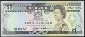 Fiji Inseln / Fiji Islands P.081 1 Dollar (1983) (1)