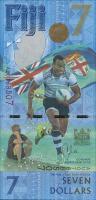 Fiji Inseln / Fiji Islands P.neu 7 Dollars (2017) Gedenkbanknote (1)