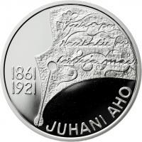 Finnland 10 Euro 2011 Juhani Aho, PP