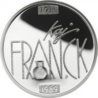 Finnland 10 Euro 2011 Kaj Franck PP