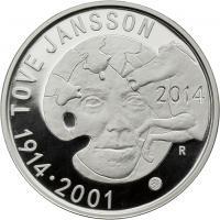 Finnland 20 Euro 2014 Tove Jansson PP