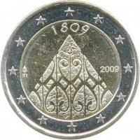 Finnland 2 Euro 2009 Autonomie