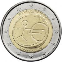 Finnland 2 Euro 2009 WWU