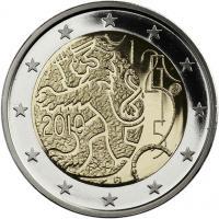 Finnland 2 Euro 2010 Markka-Währung, PP