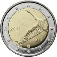Finnland 2 Euro 2011 200 J. Staatsbank