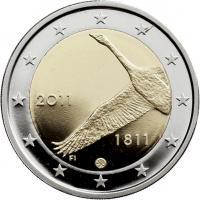 Finnland 2 Euro 2011 200 J. Staatsbank, PP