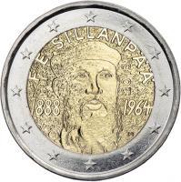 Finnland 2 Euro 2013 Sillanpää