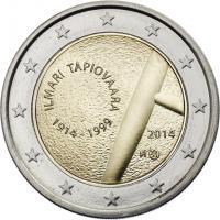 Finnland 2 Euro 2014 Ilmari Tapiovaara