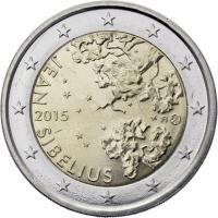 Finnland 2 Euro 2015 150. Geburtstag Sibelius
