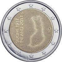 Finnland 2 Euro 2017 100 Jahre Unabhängigkeit