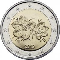 Finnland 2 Euro 2019 Kursmünze