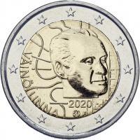 Finnland 2 Euro 2020 Väinö Linna