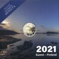 Finnland 2 Euro 2021 Alandinseln PP