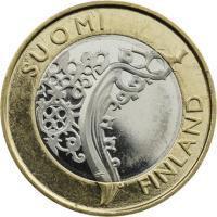 Finnland 5 Euro 2010 1. Provinz Varsinais-Suomi, prfr