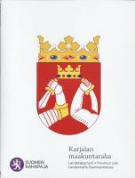 Finnland 5 Euro 2011 6. Provinz Karelien, Folder