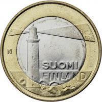 Finnland 5 Euro 2013 Aland / Leuchtturm