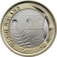 Finnland 5 Euro 2013 Savonia / Kathedrale PP