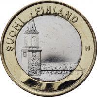 Finnland 5 Euro 2013 Varsinais / Kathedrale