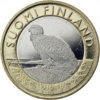 Finnland 5 Euro 2014 Aland / Seeadler