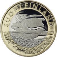 Finnland 5 Euro 2014 Karelien / Kuckuck PP