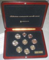 Finnland Euro-KMS 2002 PP Gold