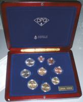 Finnland Euro-KMS 2003 Gold