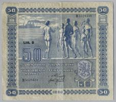 Finnland / Finland P.072 50 Markkaa 1939 (3)