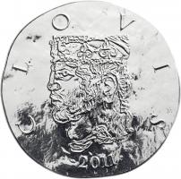 Frankreich 10 Euro 2011 Choldwig I. (Clovis)