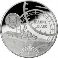 Frankreich 10 Euro 2012 Jeanne d'Arc