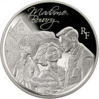 Frankreich 10 Euro 2013 Madame Bovary