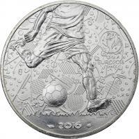 Frankreich 10 Euro 2016 Fußball-EM