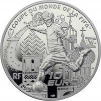 Frankreich 10 Euro 2018 Fußball-WM Russland