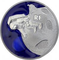 Frankreich 10 Euro 2019 Erste Schritte auf dem Mond