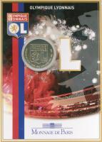 Frankreich 1 1/2 Euro 2009 Oly. Lyonnais