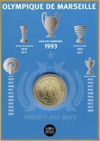 Frankreich 1,5 Euro 2012 Olympique Marseille