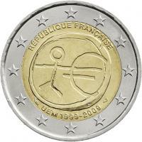 Frankreich 2 Euro 2009 WWU