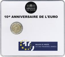 Frankreich 2 Euro 2012 Euro-Bargeld Blister